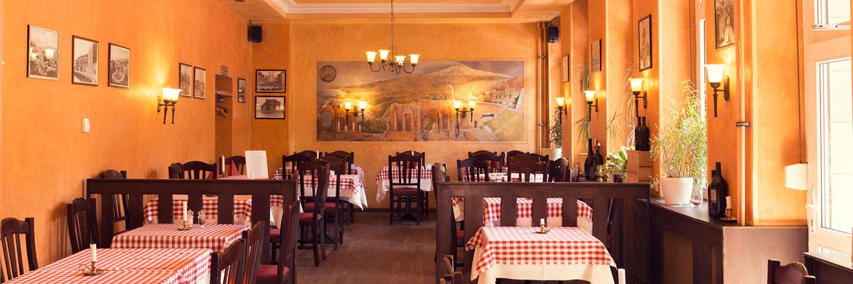 Dante Restaurant Berlin Italiener Ristaurante Pizzeria Essen